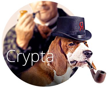 Крипта - личный детектив Яндекса