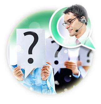 Консультируйте посетителей с помощью специальных сервисов