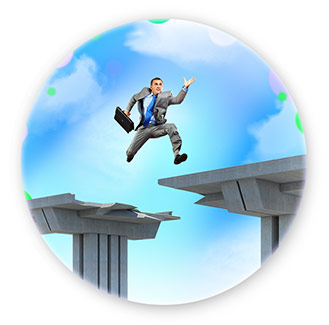 Прыжки через Рубикон чреваты рисками